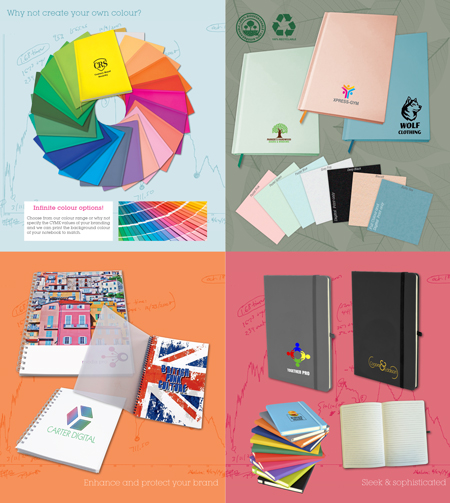 Promotional Diaries from Creative Calendars